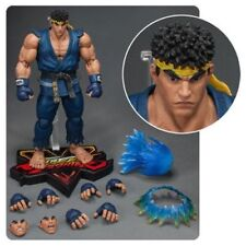 Storm Collectibles Street Fighter V Ryu Special Edition Blue 1:12 Action Figure