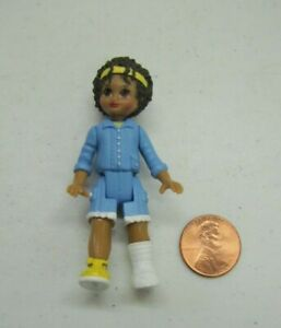FISHER PRICE GO ANYWHERE African American GIRL Sweet Streets Hospital Patient