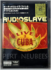 AUDIOSLAVE Live In CUBA Deluxe Edition Orig. 2005 JAPAN CD + DVD UICS-9043 NEW