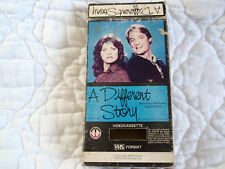 A DIFFERENT STORY VHS MAGNETIC VIDEO LGBTQ LESBIAN GAY PERRY KING MEG FOSTER