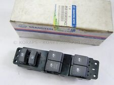 SSANGYONG KYRON 05-07 GENUINE POWER WINDOW SWITCH FRONT LEFT 8581009000HCC
