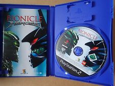 PS2 Game bionicle heroes