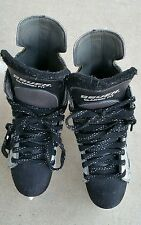 Bauer Supreme 2090 Ice Hockey Skates With Tuuk Custom+ Holders Size 7 D