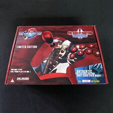 New PS2 King of Fighters 2000 2001 Arcade Fighting Stick Ltd Edition Joystick