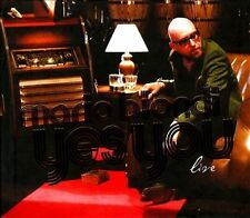 Yes You Live by Mario Biondi (CD, 2010, 2 Discs, Tattica)
