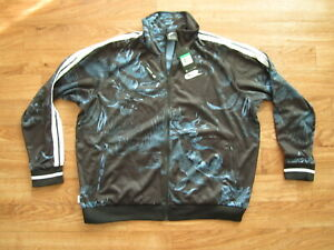 New W/ Tag Men's Nike Tropicano Full Zip Obsidian Track Jacket Sz XL(AR1611-010)