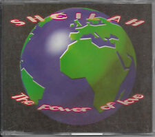 Sheilah – The Power Of Love     4-tr. maxi cd