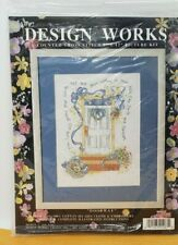 Design Works Counted Cross Stitch Kit - Doorway - New