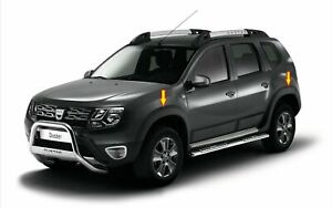 Dacia Duster 2010-2017 Fender Moulding Protector Body Kit 8 pièces