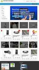 ONLINE AUCTION WEBSITE BUSINESS & DOMAIN FOR SALE - bestbuyauctions.com