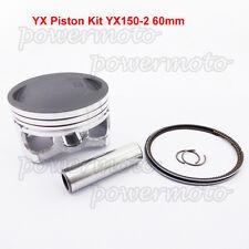 60mm Piston Rings Pin Kit Fit Pit Dirt Bike 150 155 160cc Zongshen Tsunami GPX