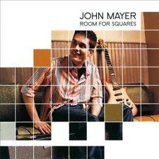 Room for Squares John Mayer CD New 2001 Sony Music Canada Alternative Rock Pop
