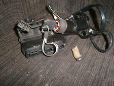 KAWASKI Z750  2013 lock set & ecu with key & ignition switch & seat lock barrel