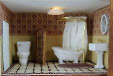 CHM - Dutch Baby House Furniture Kit - Cynthia's Old Fashioned Bath