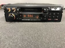 Kenwood 1990s Old Classic Vintage Retro Radio Cassette Player Model Krc-352L