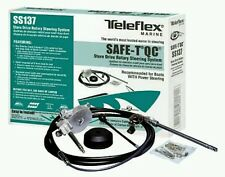 SeaStar Teleflex Marine SS13714 Safe-T QC Rotary 14 Foot Outboard Steering