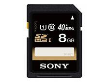 SONY SDXC / SDHC UHS-I memory card 8GB SF-8UY T1