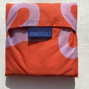 BAGGU YES Standard Size Reusable Bag - NWOT - Discontinued Pattern