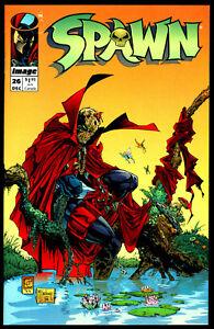 Spawn #26 Image Comics Dec 1994 VF-NM