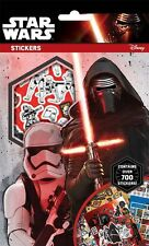 Pack of Over 700 Star Wars Stickers - The Force Awakens - WH3-R3C 280 - NEW