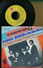 """HAROLD MELVIN & THE BLUE NOTES 45T 7"""" HOLLANDE I 'M COMING HOME TOMORROW"""