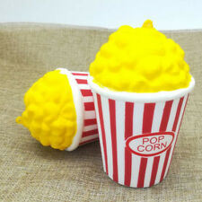 CHEAP Cute Jumbo Colossal Squishy Popcorn Scented Super Slow Rising Food Toy