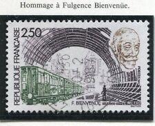 STAMP / TIMBRE FRANCE OBLITERE N° 2452 FULGENCE BIENVENUE