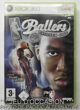 OCCASION: Jeu BALLERS CHOSEN ONE xbox 360 microsoft game francais basket nba