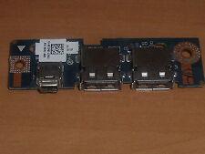 Dell VOSTRO 1510 USB, FireWire figlia di I / O BOARD f234d