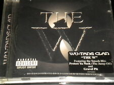 Wu-Tang Clan - The W - Album CD - 2000 - 13 excellents TITRES
