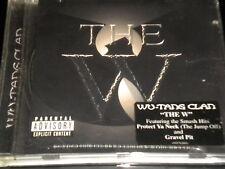 Wu-Tang Clan - The W - CD Album - 2000 - 13 Great Tracks