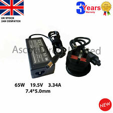 For Dell Inspiron 1545 Laptop Power Adapter Plus UK Power Cord