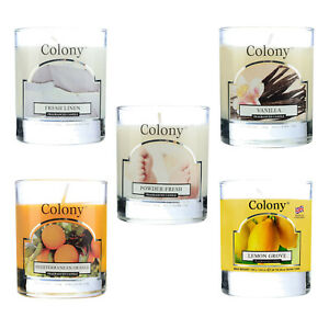 Wax Lyrical Colony Scented Votive Candle 50g / 1.7 oz - Various Fragrances