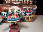 Transformers Smokescreen G1 Complete Box Autobot Vintage Original Asgard\'s Vault