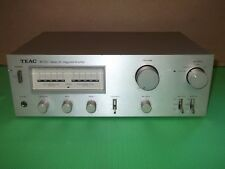 Rare Vintage TEAC BX-330 Amplifier - Made in Japan