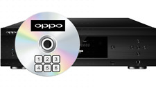 OPPO UDP-205, UDP-203, BDP-105, BDP-103, BDP-95 REGION FREE - MultiZone DVD KIT