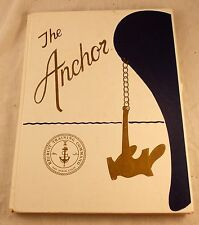 1993 The Anchor San Diego U S Navy Recruit Training Boot Camp Yearbook 93-068