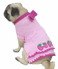 Acrylic Female Clothing & Shoes for Dogs