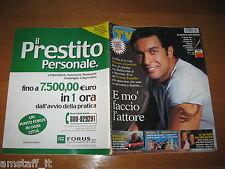 TV SORRISI E CANZONI=2002/47=PIETRO TARICONE=PETER O'TOOLE=45° ZECCHINO D'ORO=
