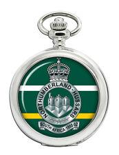 Northumberland Hussars, British Army Pocket Watch
