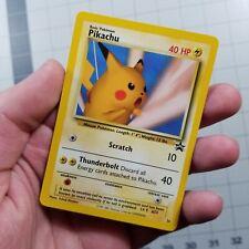 Pikachu Snap Black Star Promo 26 WOTC Pokemon Card NM/MINT Condition