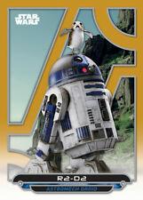 Star Wars Tarjeta Trader Topps Digital Vintage Series 4 W3 el general Leia O.