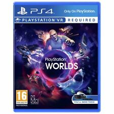 PlayStation PS VR Worlds PS4 Game 16+ Years