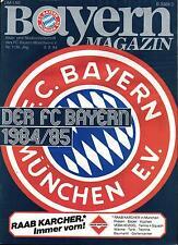 08.08.1984 FC Bayen München - Inter Mailand