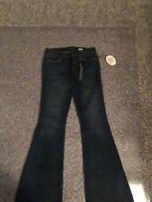 Level 99 Women's Jeans, Size 28, Dahlia Flare Dark Washed
