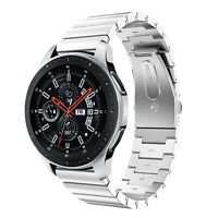 Samsung Galaxy Watch 46 mm stainless steel classic bracelet – Silver