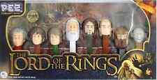 The Lord of the Rings Pez Collector's Series, NEW