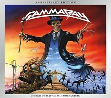 GAMMA RAY - SIGH NO MORE (ANNIVERSARY EDITION) 2 CD NEU