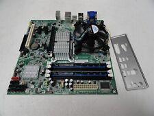 Intel DQ35J0E Motherboard Core 2 Quad Q9550 @2.83GHz 4GB Boots w/I-O Shield