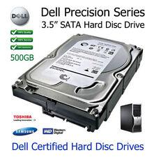 Discos duros (HDD, SSD y NAS) Dell para 500GB